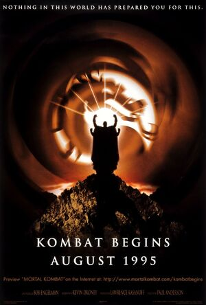 Mortal kombat 1 poster 02