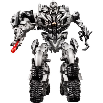 transformers 3 dark of the moon megatron. Featured on:Megatron