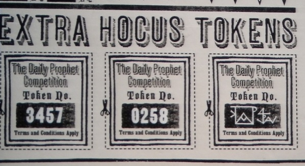 Hocus Tokens