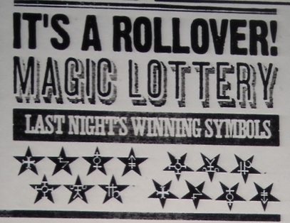 Magic Lottery