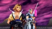 Dissidia Tidus Firion Crystals