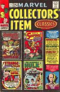 Marvel Collectors' Item Classics Vol 1 5