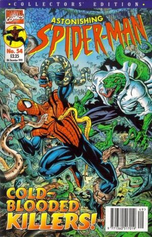 Astonishing Spider-Man Vol 1 54