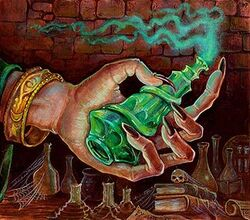 Noxious Potion