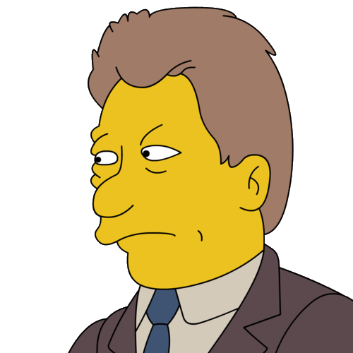 Bill Simpson simpsons
