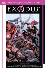 Dark Avengers Uncanny X-Men Exodus Vol 1 1