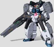 GN-008GNHW Seravee Gundam