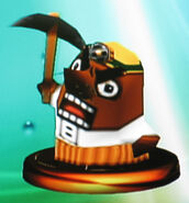 Mr. Resetti trophy (SSBM)