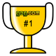 Trophy GOG contest 1st place