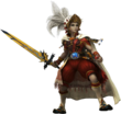 Onion Knight Dissidia CG render