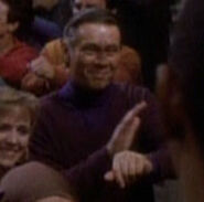 Bajoran assassination attempt spectator