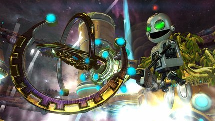 Ratchet & Clank – A Crack in Time