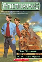 The Threat cover