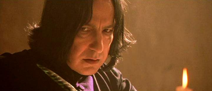 Prof. Snape gave a look at Harry Potter (1991 Potions class).JPG