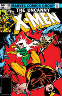 Uncanny X-Men Vol 1 158