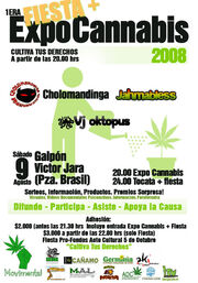 Santiago 2008 ExpoCannabis