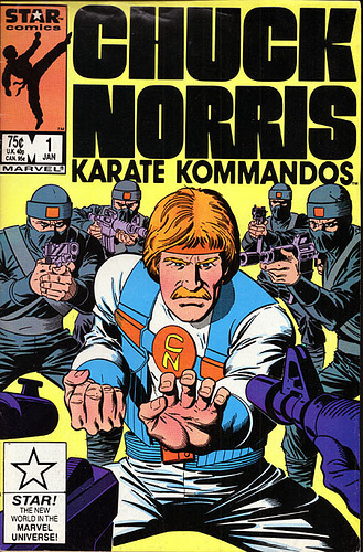 The Punisher Chuck_Norris_Vol_1_1