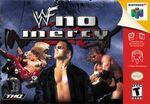 WWF No Mercy Video Game