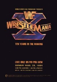 WrestleManix X