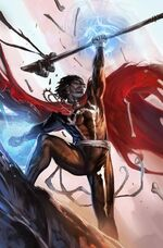 Doctor Voodoo Avenger of the Supernatural Vol 1 1 Textless