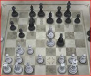 Chess 21 Qe4