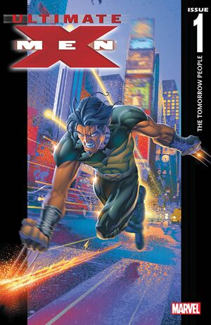 Ultimate X-Men Vol 1 1