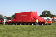 Scheuerle Modular trailer of GCS Johnson - IMG 2196
