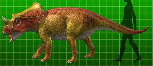 Brachyceratops - Dinosaur King  Brachyceratops ...