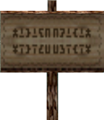 Sign (Ocarina of Time)