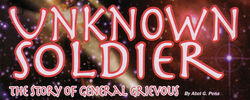 Unknown Soldier-Story of General Grievous
