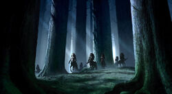 Centaurs (Concept Artwork for the HP5 film 02)