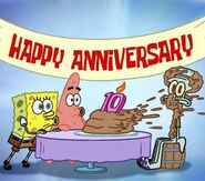Spongeanniversary