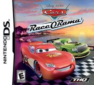 Cars Race-O-Rama (DS) (NA)
