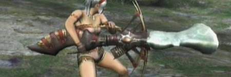 liste des armes de monster hunter tri GigiHvyBowgun