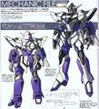 00P CBY-001 I Gundam