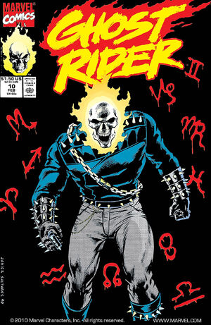 Ghost Rider Vol 3 10