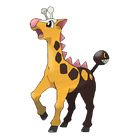 203Girafarig