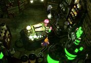 FFVII Shinra Mansion Lab