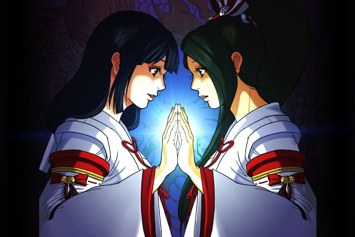 Dragon Maidens