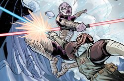 Ventress vs. Plo Koon