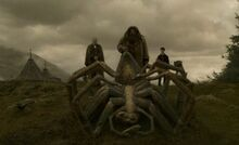 Aragog&#39;s funeral 2