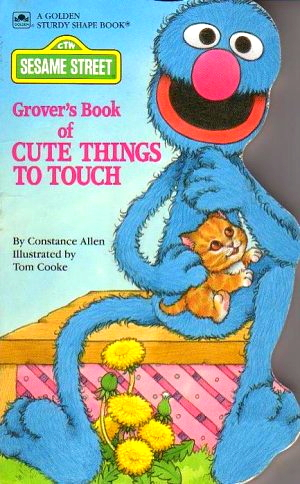 GroversBookCuteThings