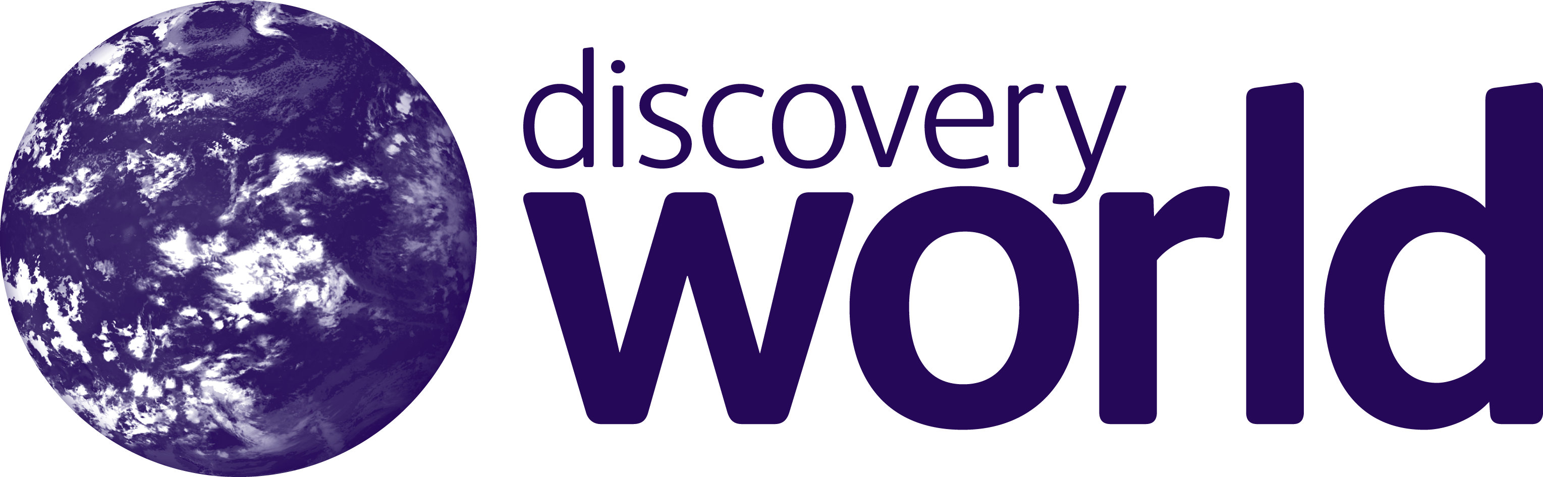 Discovery World - Logopedia, the logo and branding site