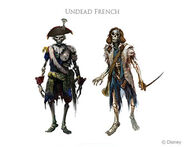 Undead French II