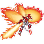 ShineGreymon Burst Mode b