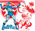 Blue Beetle Earth-Four 001