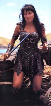 Xena in Ulysses
