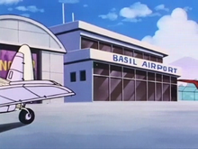 BasilAirport