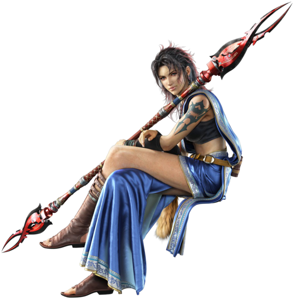 Oerba Yun Fang - Final Fantasy XIII Party Memeber