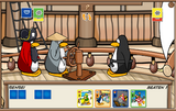 Sensei and rockhopper